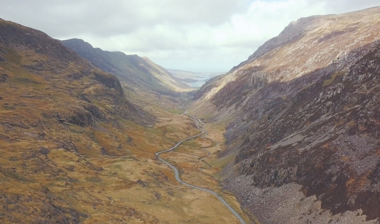 Snowdonia in Grossbritannien | Land Rover Explore