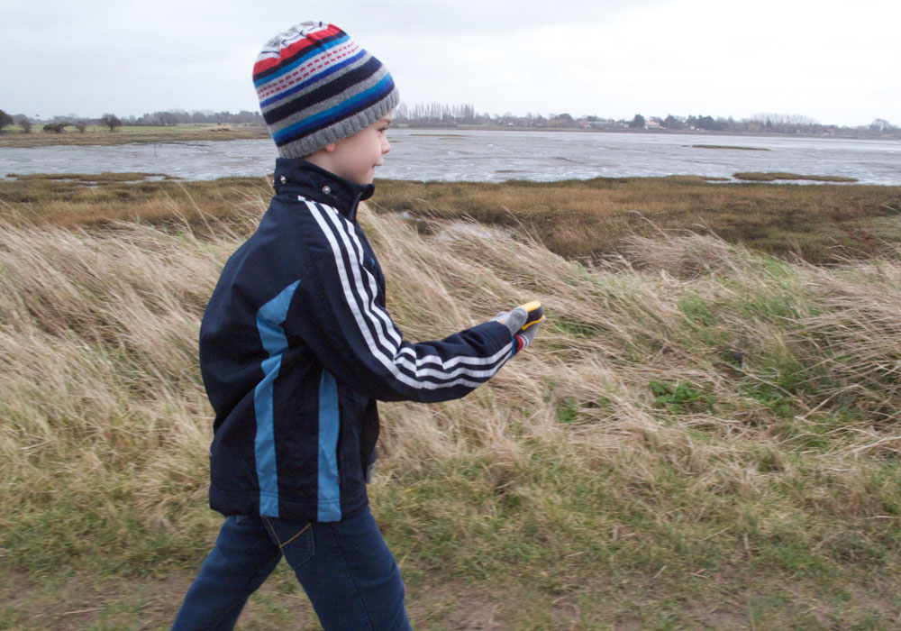 Geocaching with kids @Tarquin Cooper | Land Rover Explore